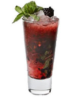 Blackberry Virgin Mojito