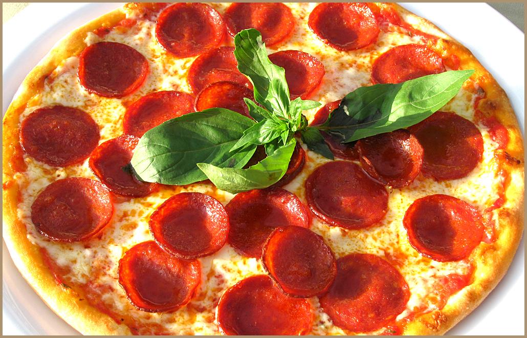 Рецепт настоящей пиццы соусы ингредиенты #10