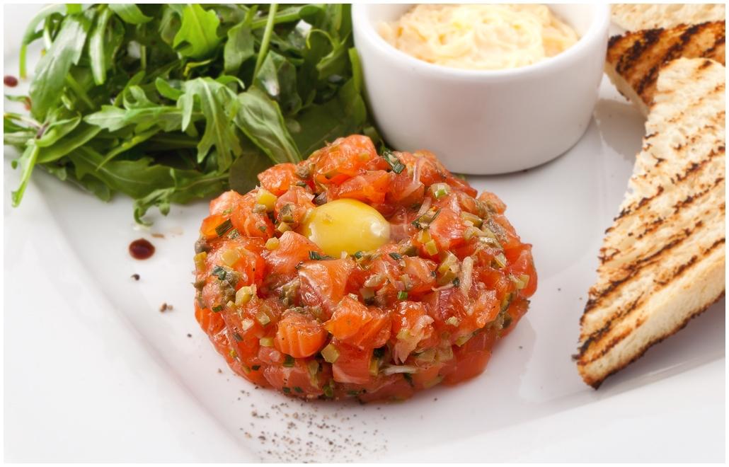 Картофельные драники с лососем – Пошаговый рецепт с фото. Вторые ... | 660x1030