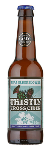 Thistly Cross Elderflower Cider