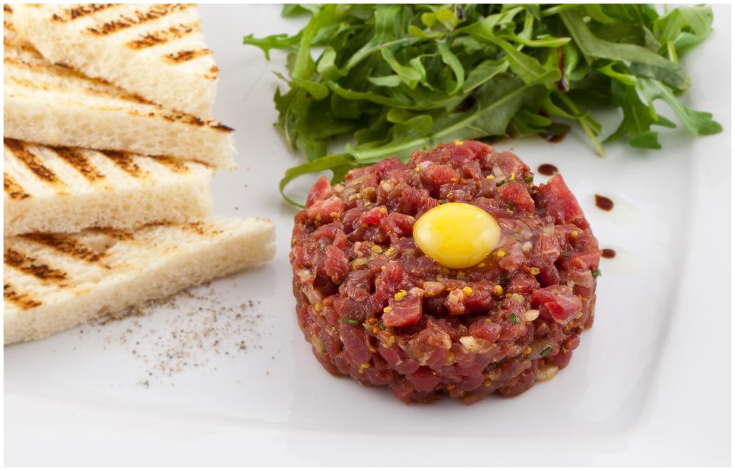Тартар из говядины рецепт в домашних условиях пошаговый