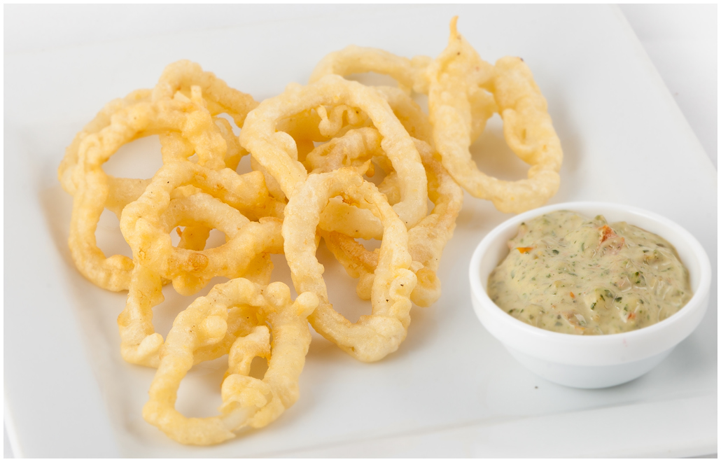Calamari Rings Recipe — Dishmaps