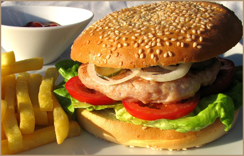 как сделать гамбургер в домашних условиях рецепт как в макдональдсе