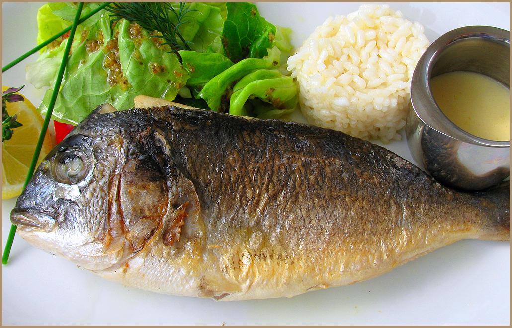 как приготовить филе рыбы дорадо