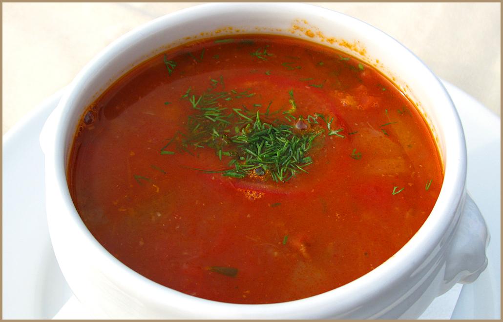 Как приготовить суп гуляш из говядины