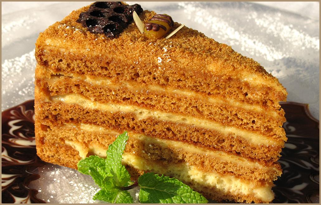Торт медовик honey cake рецепт медовика с