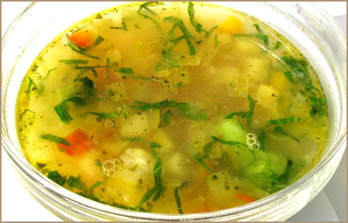 Овощной суп Минестроне / Minestrone Soup