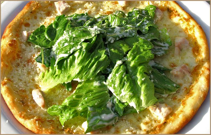 Пицца в духовке с курицей рецепт с фото в