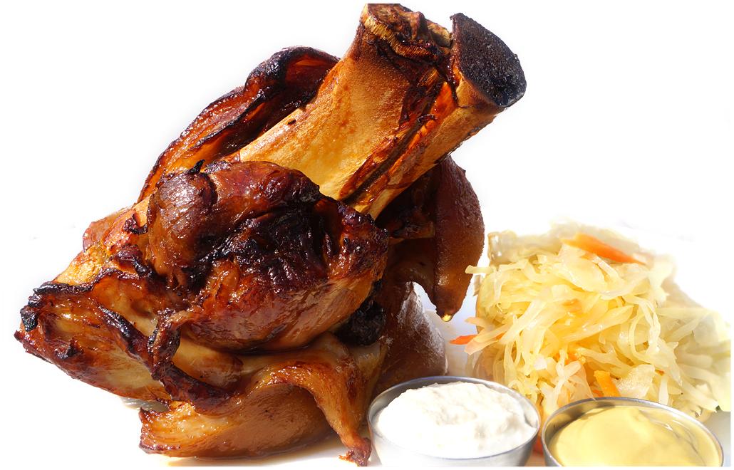 как приготовить свиную рульку на сковороде