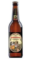 Schlaubetaler Landbier / Шлаубэталер Ландбир светлое ячменное ароматное пиво