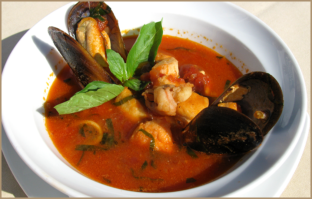 Рецепты супов из морепродуктов