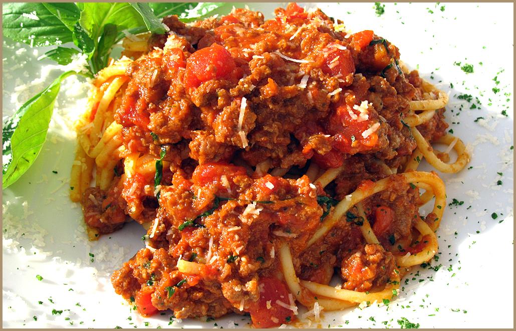 спагетти болоньезе рецепт с фото простой
