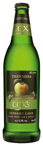 Thatchers Cox's