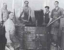 Tomsin Brewery 1955